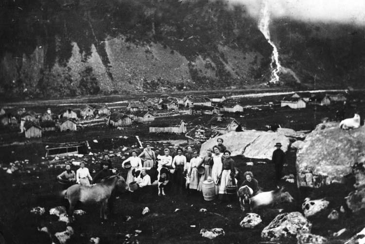Herdalsetra 1905